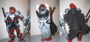 Toa Varsai of Fire by AltoMagna