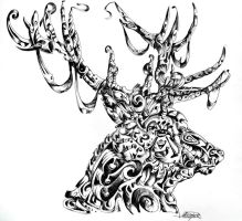 Traveler by ReneCampbellArt