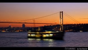 Istanbul Twilight by sinademiral