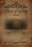 Ghosts Of Dizon Poster by albhed-orator