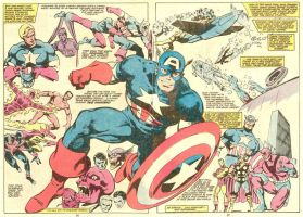 history of cap wallpaper by jscheller