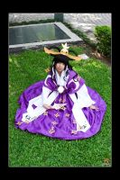 TRC: Tomoyo-Hime II by candypyon