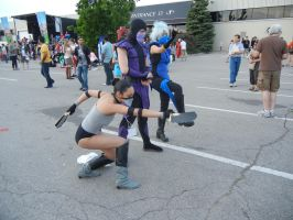 Anime North 2012 - Mortal Kombat Cosplay by jmcclare