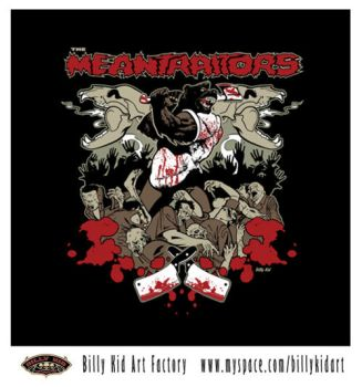 Meantraitors by BillyKidGraphix