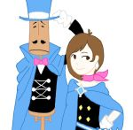Trucy Wright by 416bunny
