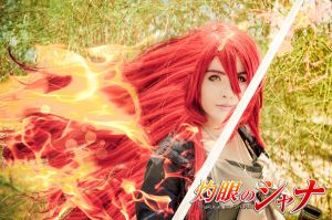Shana by azulettecosplay