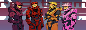 Red Team by Makkon