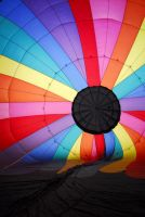 Inside the Balloon by dcl-photo
