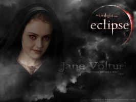 Eclipse Wall: Jane by BunniiChan