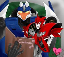 Cinderella by Nemesis-Nexus