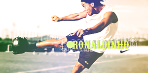 Ronaldinho by madeinjungle