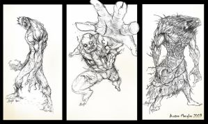 More zombies by AustenMengler