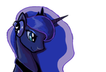 Headphones Luna by DarkFlame75