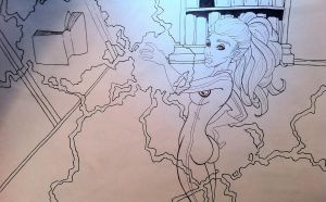The Invisible Woman Inked by Javdaneh