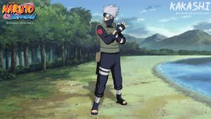 Kakashi (Shinobi War) by goriverde