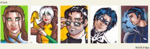 Sketchcards by IndyScribbable