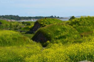 Suomenlinna Sea Fortress by dandelion-field