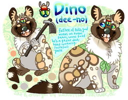 ~D I N O~ (Scarab AWD tribe project) by karby-licious