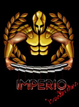 Imperio T-Shirt by Wrong-Code