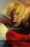 Edward Elric by sheer-madness