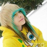 Example of what my hair should look like by MY-SUiCiDAL-STRETCH