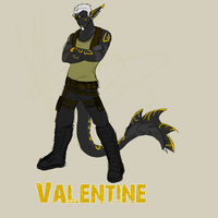 Valentine Halovenus by Wally-Burger