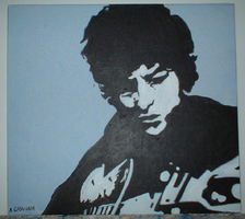 Bob Dylan by housd