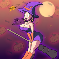 Witchy Witch by Twisted4000