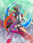 Super Sailor Moon by andreamontano