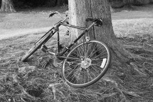Bicycle at Rest by cmdrkettch