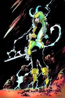 Illyana in Limbo by Dante-Picasso