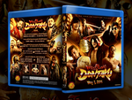 NJPW Wrestling Dontaku 2015 Blu-ray cover by Mohamed-Fahmy