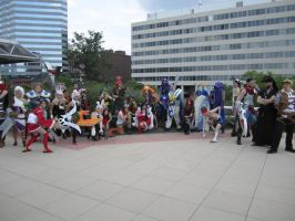 Otakon 2012 League of Legends 3 by chibifool