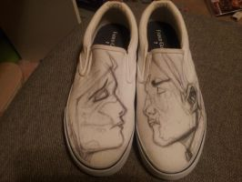 Three Cheers For Sweet Revenge Shoes by mnb73