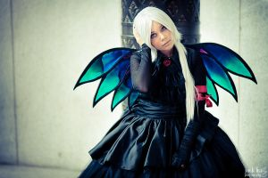Kurai - Angel Sanctuary - 5 by alucardleashed