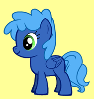 Little Blu by ShualeeCreativity