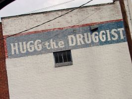 Hugg the Druggist by estesgraphics