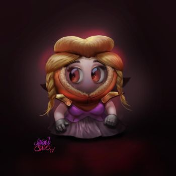 princess Kenny by angelcanohn