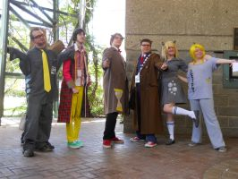 A-kon  23 MLP photoshoot : Derpy/Doctor (W)Hooves3 by SilverMousyPie