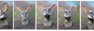 Steenbok Antelope Wip by LilleahWest