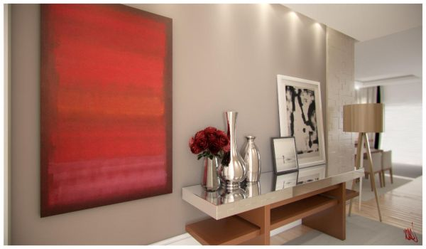 Integrated Living Room - Entrance Hall by DaCone