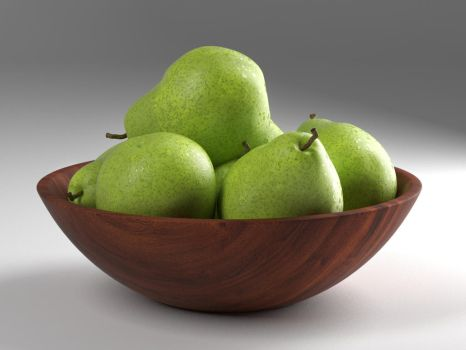 Pears by excatriate