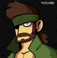 Big Boss by YSolaire