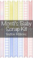 Monti-Baby-ButtonRibbons by justmonti