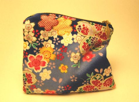 Japanese fabric pouch by Toxic-Zoli
