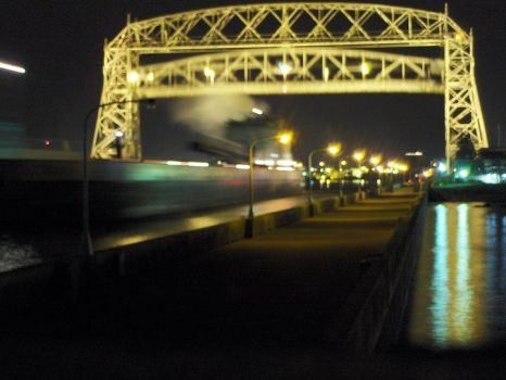 Duluth Superior Bridge by jerickson76