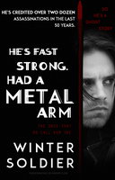 Winter Soldier fake movie poster by EnterDiamond