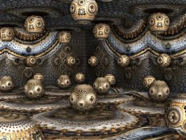 Fractal Mall Snubbed 1 by rfschenk
