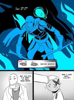 .: The hero that never existed page 5 :. by IronicalGhosty