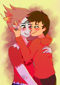 TOMCO -BE GAY by Bellyumi